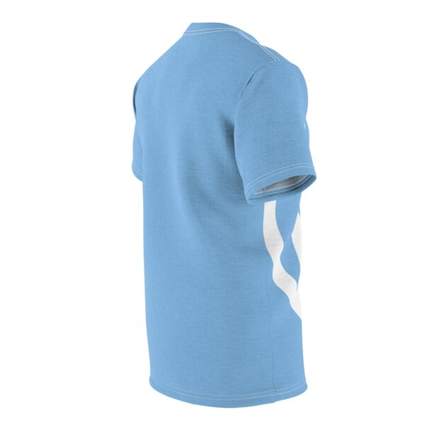 In Your Face (Baby Blue) (Tee) 3