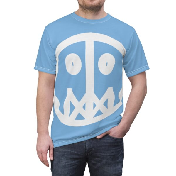 In Your Face (Baby Blue) (Tee) 5