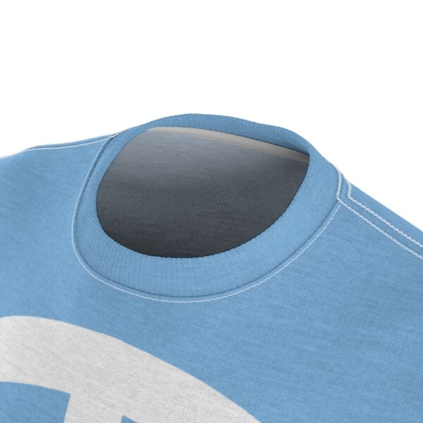 In Your Face (Baby Blue) (Tee) 7