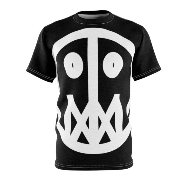 In Your Face (Black) (Tee) 8