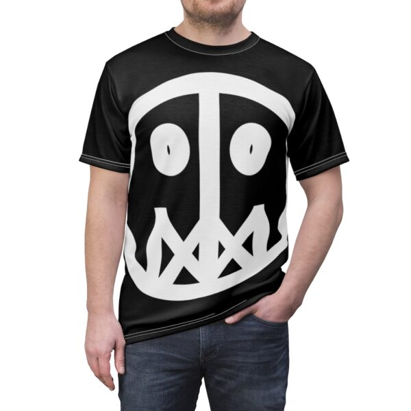 In Your Face (Black) (Tee) 12