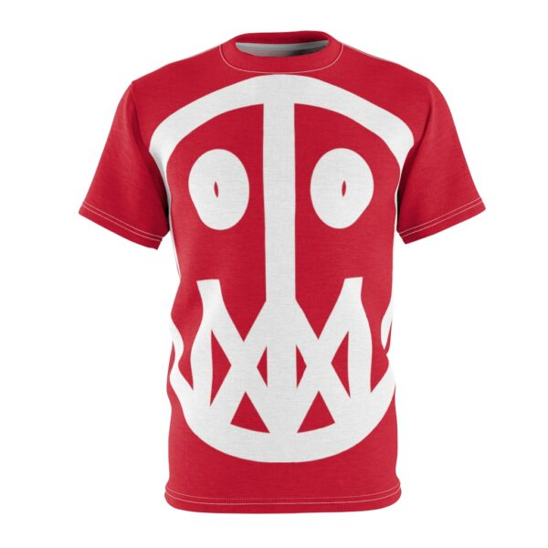 In Your Face (Red) (Tee) 1