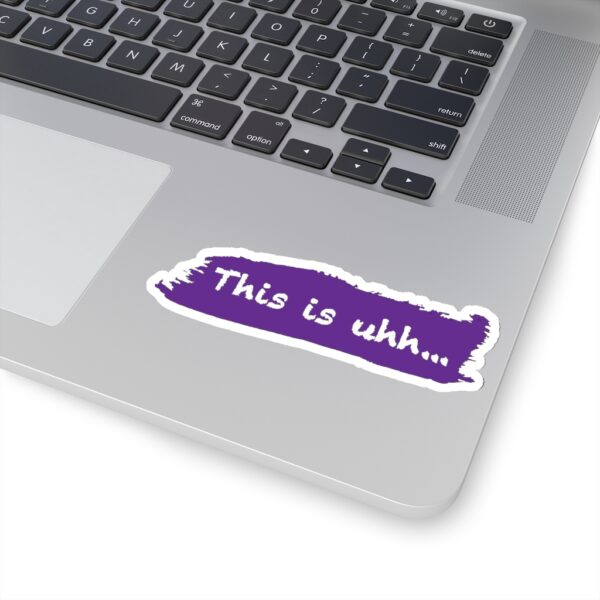 This is uhh... Purple Sticker 12