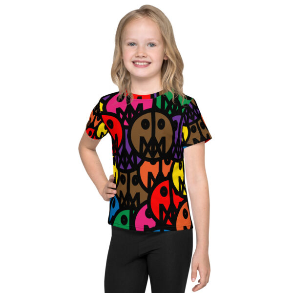Master's Many Faces (Children's T-Shirt) 1