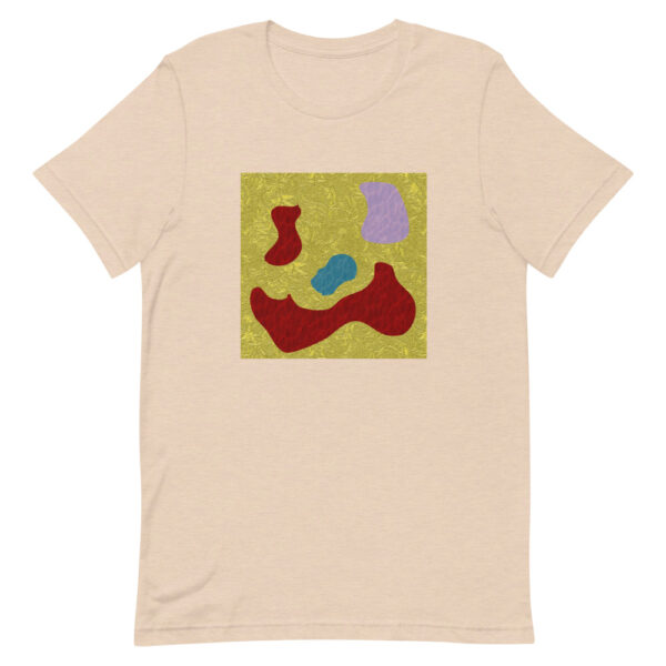 """Be Happy, Go With The Flow"" T-Shirt 4"