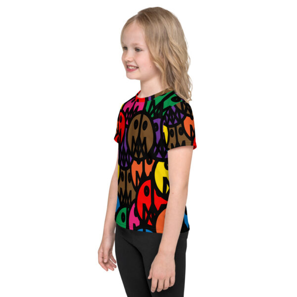Master's Many Faces (Children's T-Shirt) 4