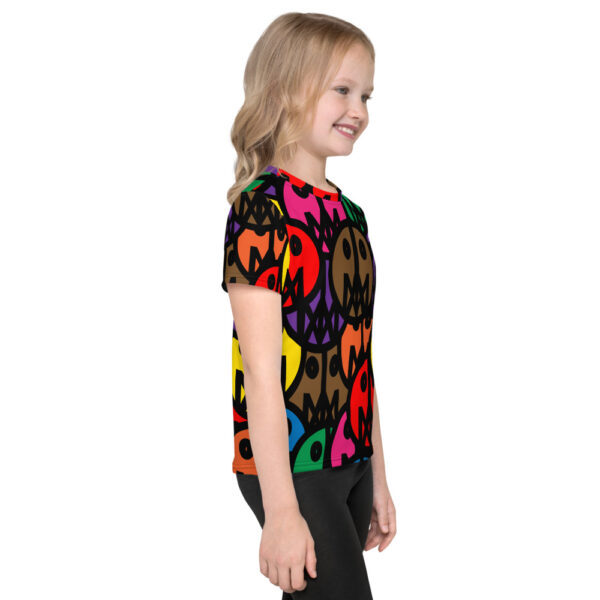 Master's Many Faces (Children's T-Shirt) 3