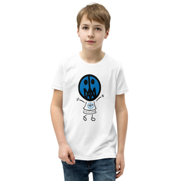 Lil Master, Blu (Unisex Youth T-Shirt) 1