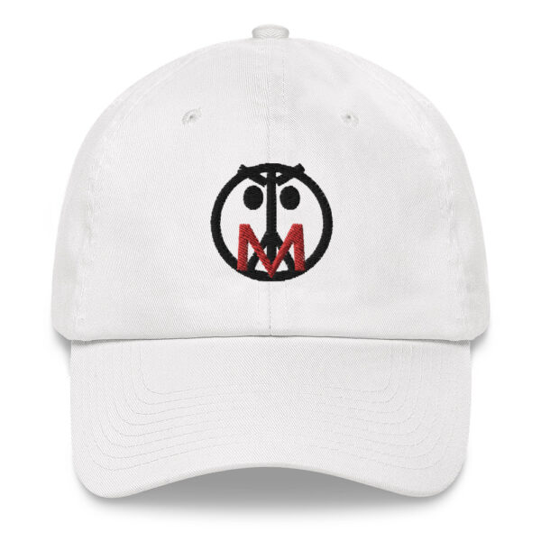 Mad Master W/ Red M (Hat) 1