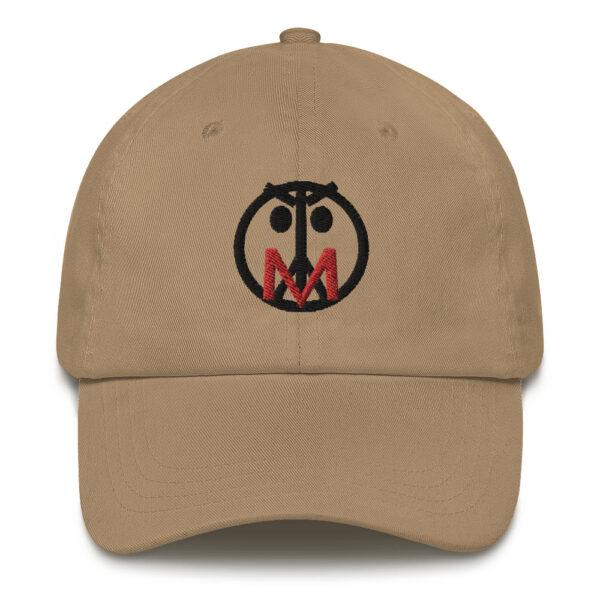Mad Master W/ Red M (Hat) 2