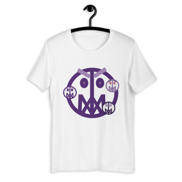 The Purple Masters (T-Shirt) 3