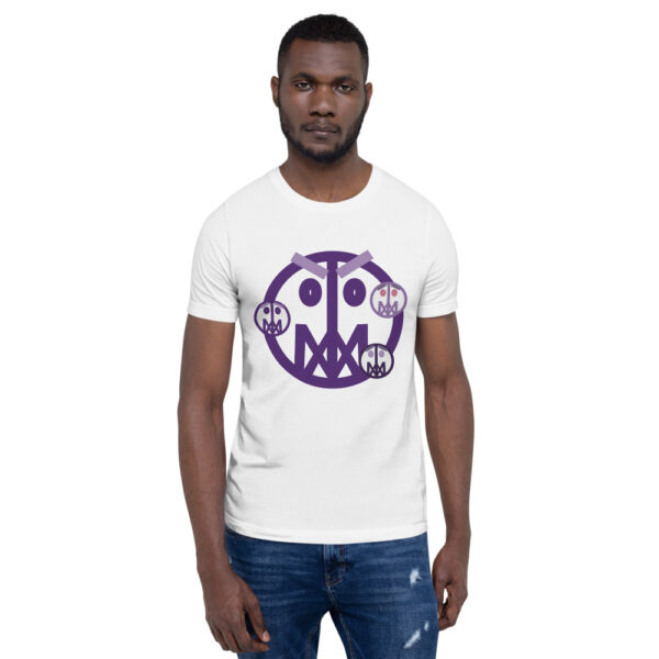 The Purple Masters (T-Shirt) 2