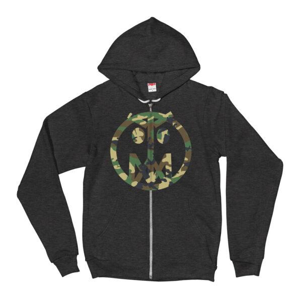 Camo MSTR Face (Hoodie sweater) 3