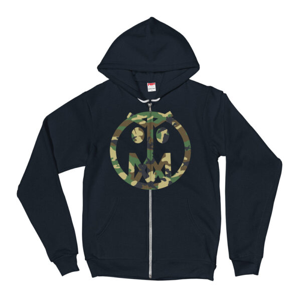 Camo MSTR Face (Hoodie sweater) 2