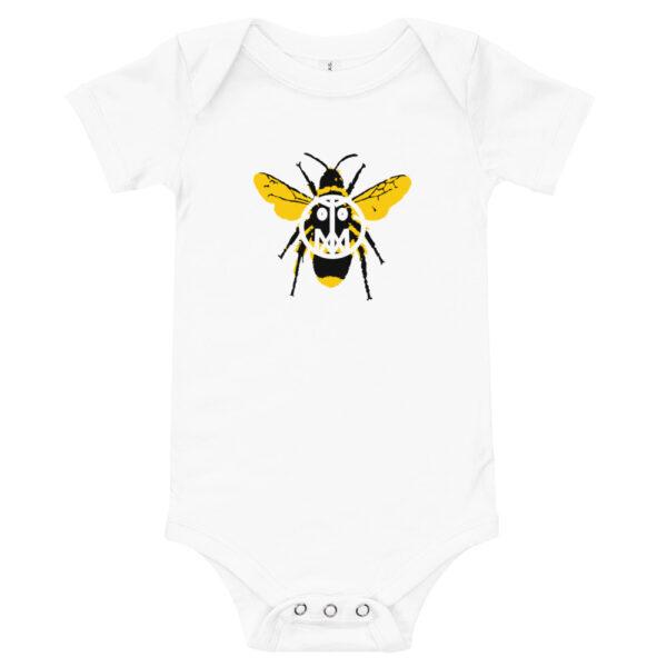 Bee A Master (Baby Bodysuit) 1