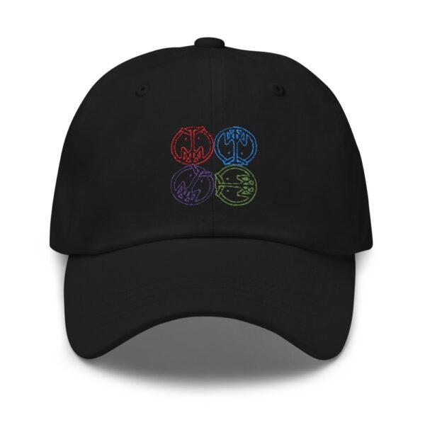 Four Corners Hat 25