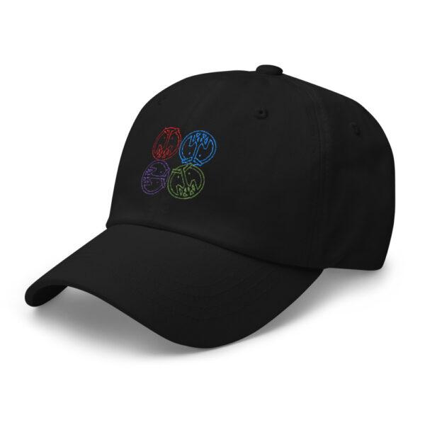 Four Corners Hat 14