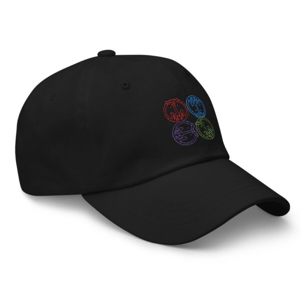 Four Corners Hat 1