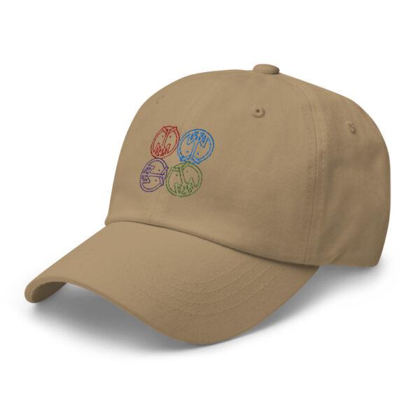 Four Corners Hat 5