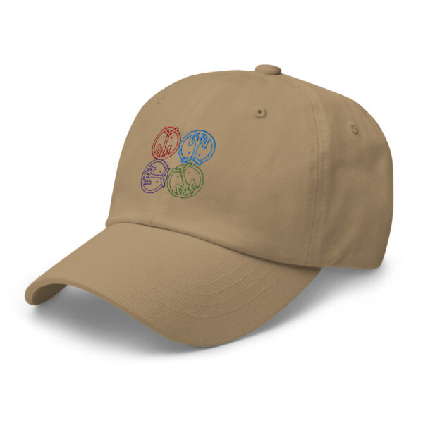 Four Corners Hat 17