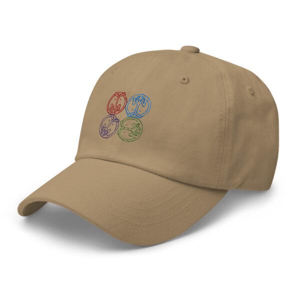 Four Corners Hat 29
