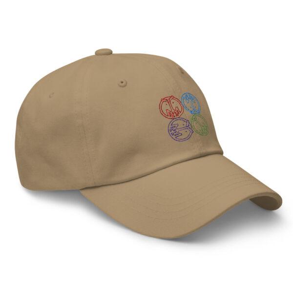 Four Corners Hat 16