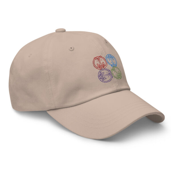 Four Corners Hat 19