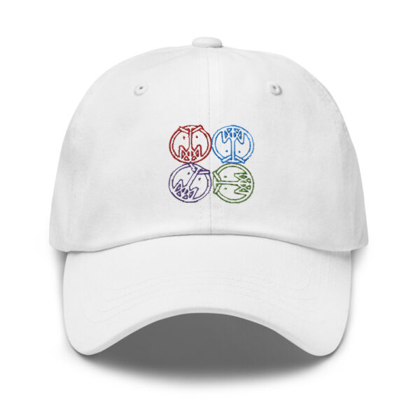 Four Corners Hat 37