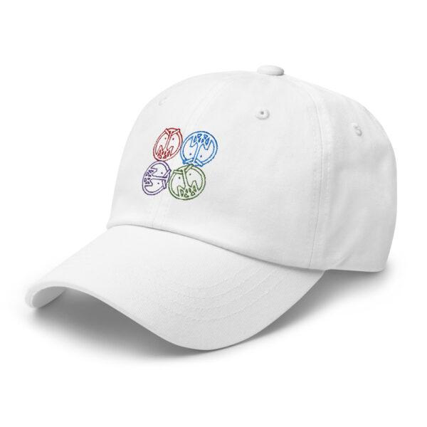 Four Corners Hat 11