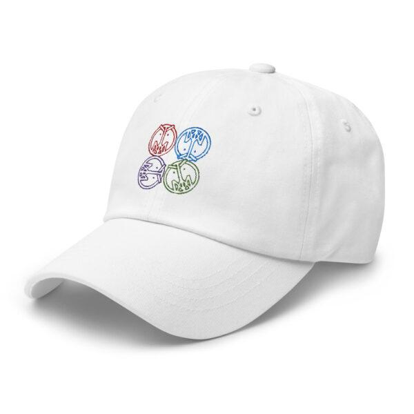 Four Corners Hat 23