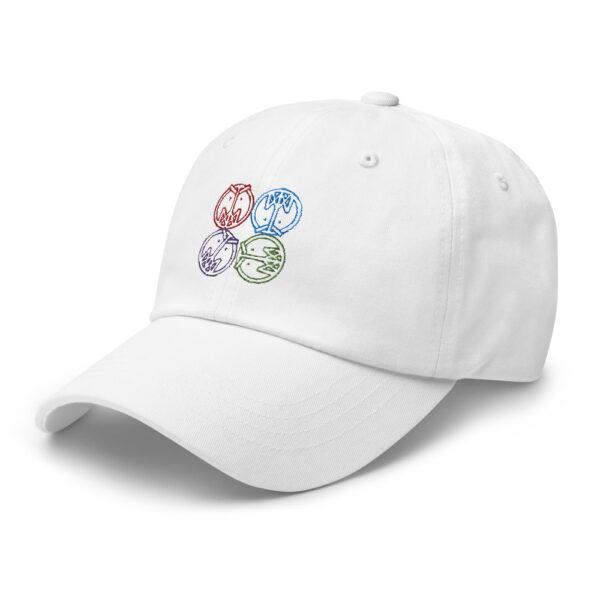 Four Corners Hat 35