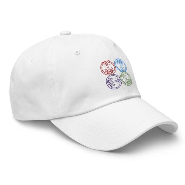 Four Corners Hat 22