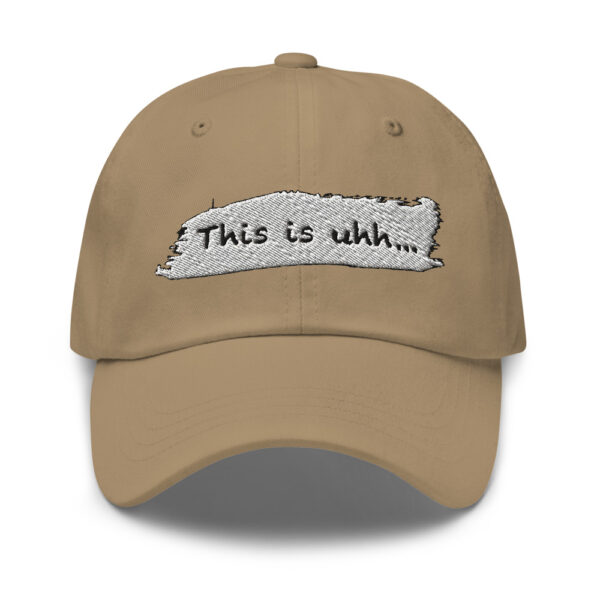 This is uhh... Dad hat 5