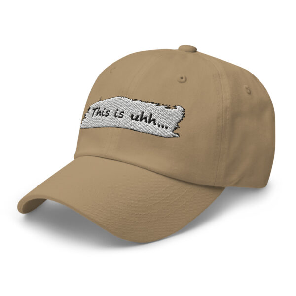 This is uhh... Dad hat 7
