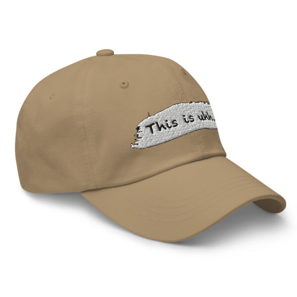 This is uhh... Dad hat 6