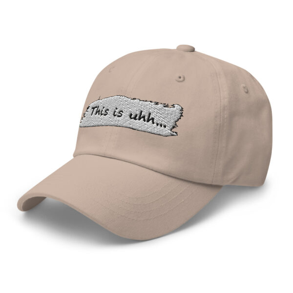 This is uhh... Dad hat 9
