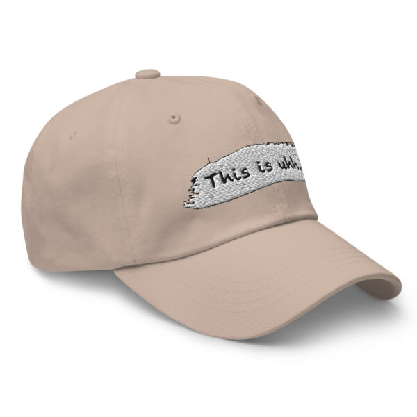 This is uhh... Dad hat 8