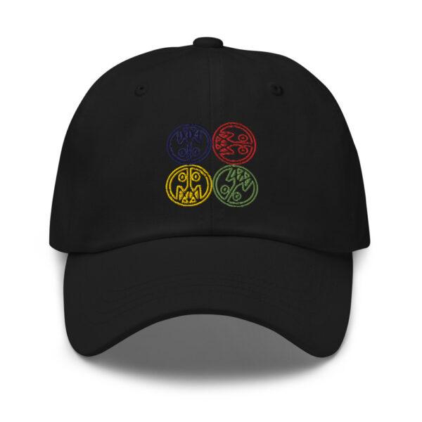 Four Corners Hat 38