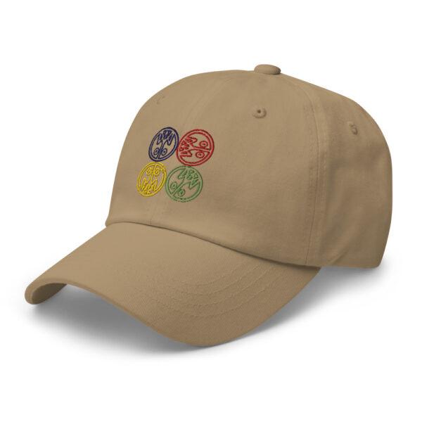 Four Corners Hat 43