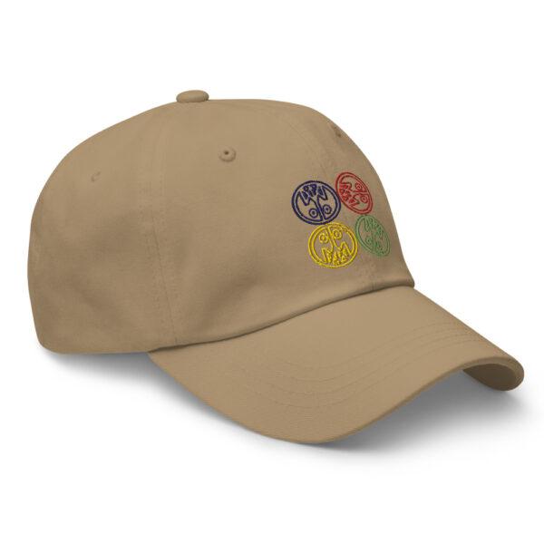 Four Corners Hat 42