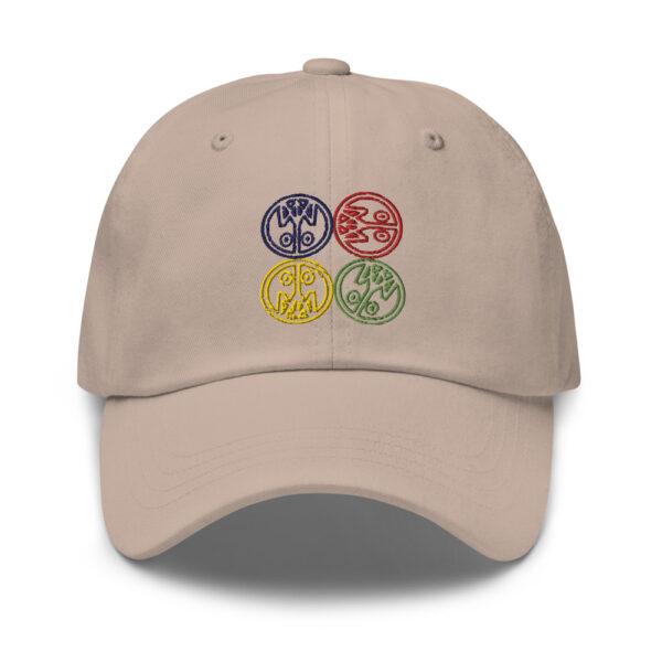 Four Corners Hat 45