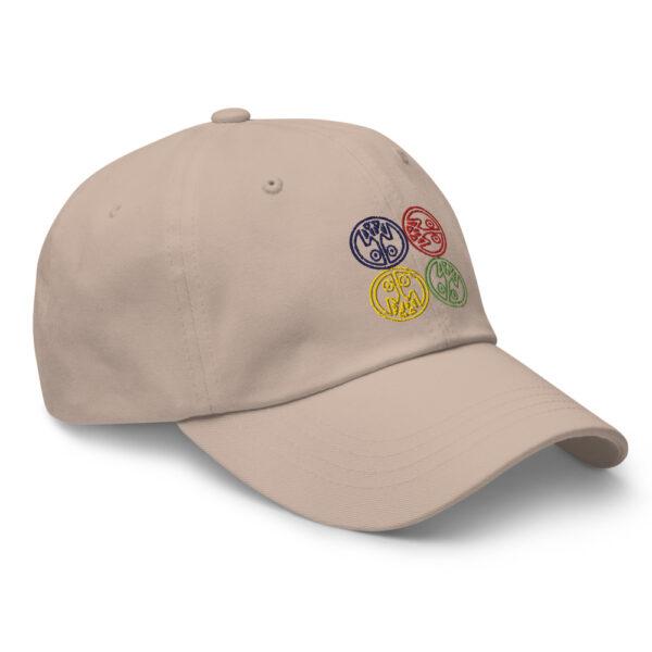 Four Corners Hat 46