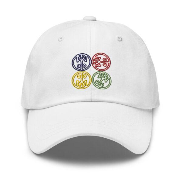 Four Corners Hat 49