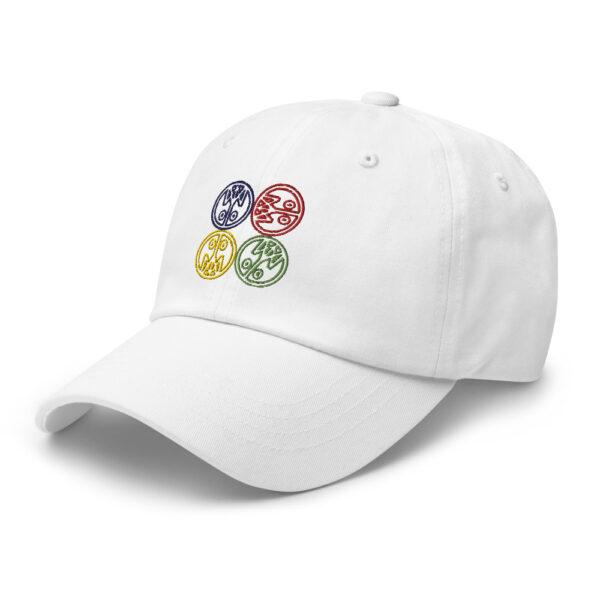 Four Corners Hat 51