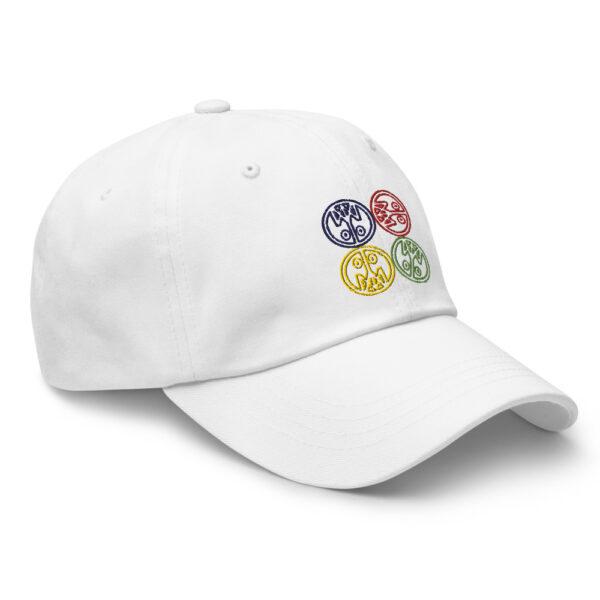 Four Corners Hat 50
