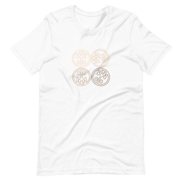 Four Corners (browns) T-Shirt 4